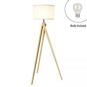 lampadaire design pied bois TOP 4 image 0 produit