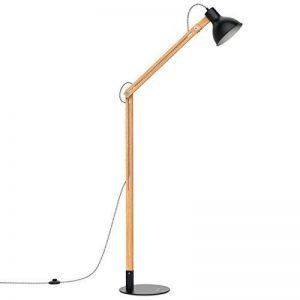 lampadaire noir bois TOP 11 image 0 produit