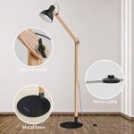 lampadaire noir bois TOP 11 image 3 produit