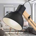 lampadaire noir bois TOP 11 image 4 produit