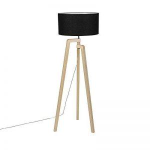 lampadaire noir bois TOP 3 image 0 produit