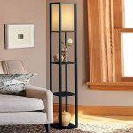 lampadaire noir bois TOP 7 image 2 produit
