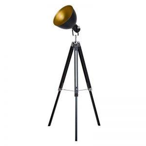 lampadaire noir et doré TOP 9 image 0 produit