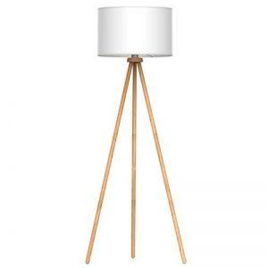 lampadaire pied bois blanc TOP 11 image 0 produit