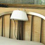 Lampe Abat Jour de Chevet avec Crochets pour Tête de Lit de la marque Générique image 1 produit