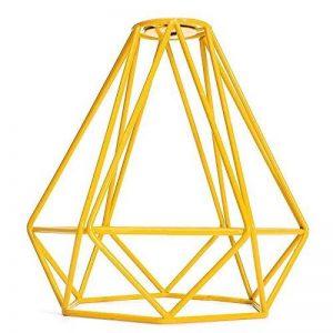 lampe abat jour jaune TOP 13 image 0 produit