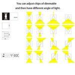 lampe applique design TOP 3 image 3 produit