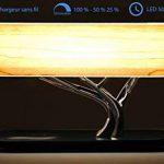 Lampe Arbre Luxe LED - Chargeur Qi sans fil induction smartphone pour iPhone 8,X, S8, S9, etc. de la marque Lighting Arena image 1 produit