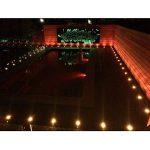 Lampe au Sol Spot Encastrable-Lumière réglable(RGB) étanche IP67 Ø45mm-éclairage pour terrasse, patio, chemin, mur, jardin, décoration, intérieur et extérieur(Lot de 20) de la marque INDARUN image 4 produit