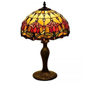 lampe banquier rouge TOP 10 image 0 produit
