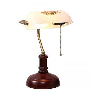 lampe banquier rouge TOP 12 image 0 produit