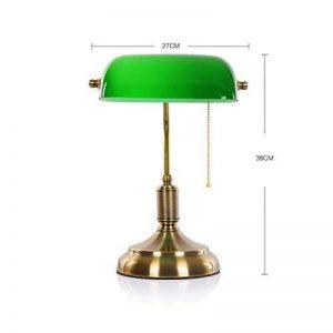 lampe banquier rouge TOP 13 image 0 produit