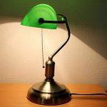 lampe banquier rouge TOP 5 image 1 produit