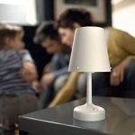 lampe bois blanc TOP 4 image 3 produit