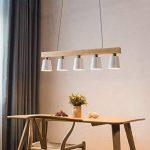 lampe bois blanc TOP 8 image 1 produit