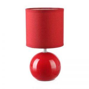 Lampe boule céramique Rouge de la marque Atmosphera image 0 produit