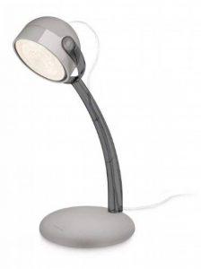 lampe bureau grise TOP 1 image 0 produit