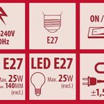 lampe bureau grise TOP 3 image 3 produit