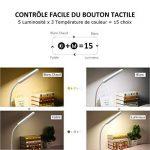 lampe bureau led puissante TOP 11 image 2 produit