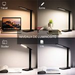 lampe bureau led puissante TOP 13 image 2 produit
