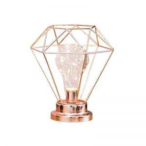 lampe bureau rose gold TOP 1 image 0 produit