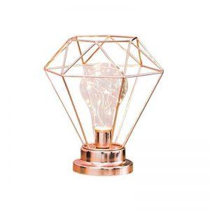 lampe bureau rose gold TOP 12 image 0 produit