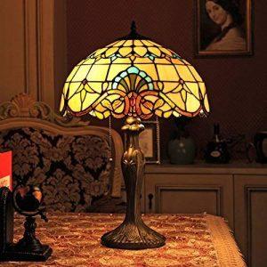 lampe bureau tiffany TOP 0 image 0 produit
