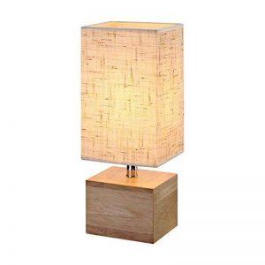 lampe chevet bois TOP 9 image 0 produit
