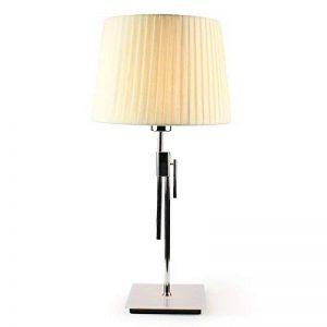 lampe chevet chrome TOP 10 image 0 produit