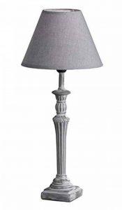 lampe chevet grise TOP 4 image 0 produit