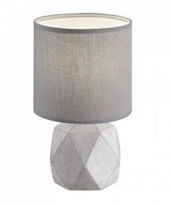 lampe chevet grise TOP 9 image 0 produit