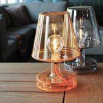 lampe chevet transparente TOP 6 image 2 produit