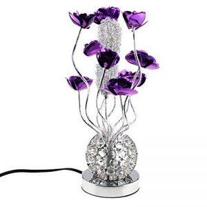 lampe chevet violet TOP 11 image 0 produit