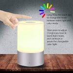 Lampe d'atmosphère à LED pour table de chevet de la marque LOFTer image 1 produit