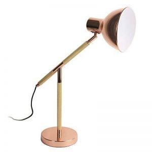 lampe de bureau bois et metal TOP 10 image 0 produit
