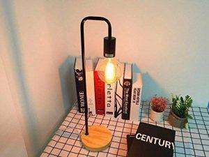 lampe de bureau bois et metal TOP 14 image 0 produit