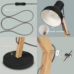 lampe de bureau bois et metal TOP 6 image 1 produit