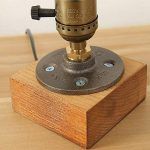 lampe de bureau bois et metal TOP 7 image 2 produit