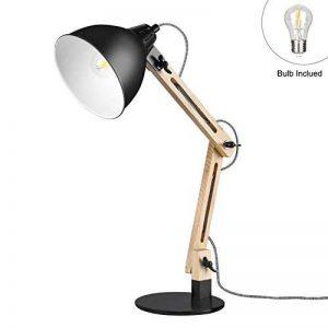 lampe de bureau bois TOP 11 image 0 produit