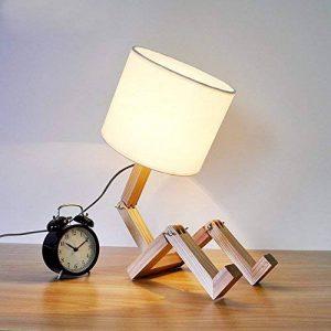 lampe de bureau en bois TOP 14 image 0 produit