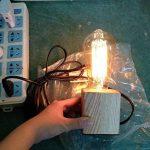 lampe de bureau en bois TOP 4 image 3 produit