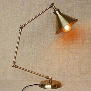 lampe de bureau en cuivre TOP 12 image 0 produit