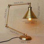 lampe de bureau laiton TOP 12 image 1 produit