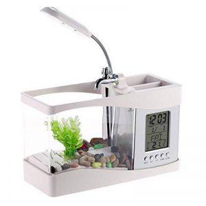 lampe de bureau led avec horloge TOP 0 image 0 produit