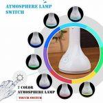 lampe de bureau led avec horloge TOP 2 image 4 produit