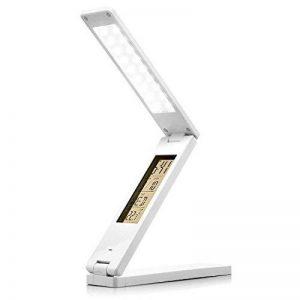 lampe de bureau led avec horloge TOP 3 image 0 produit