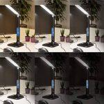 lampe de bureau led avec horloge TOP 8 image 4 produit