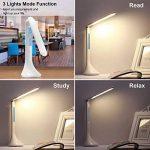 lampe de bureau led avec horloge TOP 9 image 1 produit