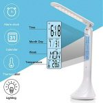 lampe de bureau led avec horloge TOP 9 image 2 produit
