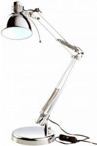 Lampe de bureau à LED ''Retro-design'' de la marque Lunartec image 0 produit